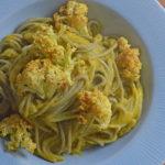 Karfiol sa špagetima
