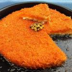 Kunafa sa slatkim sirom