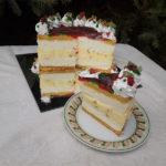 Maskarpone torta sa žele bombonama