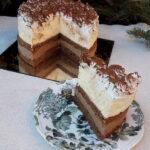 Tiramisu neskafe torta