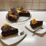 Torta fantazija od maka i naranče