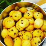 Keksići sa čokoladnim kapljicama i ukusom narandže