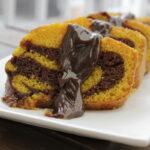 Posni kolač od mrkve i čokolade