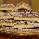 Posni kolač s orasima i džemom od kajsija-Londoneri
