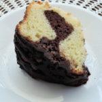 Mramorni kolač od vanile i kafe