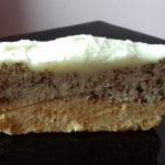 Torta s vanilin šlag kremom