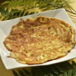 Slatki omlet s jabukom