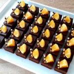 Cokoladne kocke  s narandzom