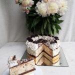 Jaffa lino lada milk torta