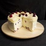 Torta od sira i trešanja