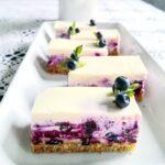 Cheesecake sa borovnicama