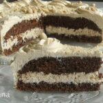 Karamel torta sa kikirikijem