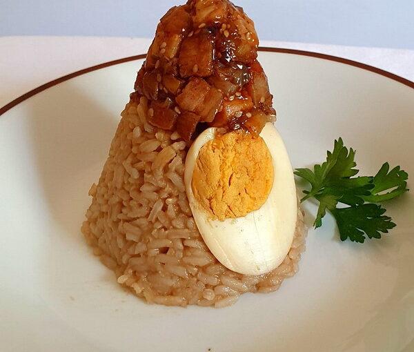 Svinjetina sa rizom u teriyaki sosu