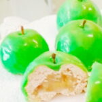 Jabuke s ogledalo glazurom