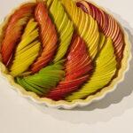 Otvorena pita od jabuka