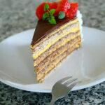 Torta Greta Garbo