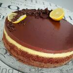 Torta s limunom i čokoladom