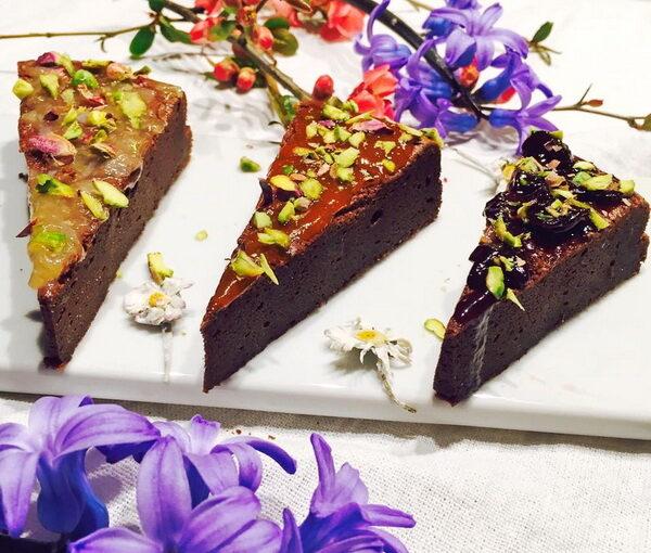 Čokoladna torta s maslinovim uljem
