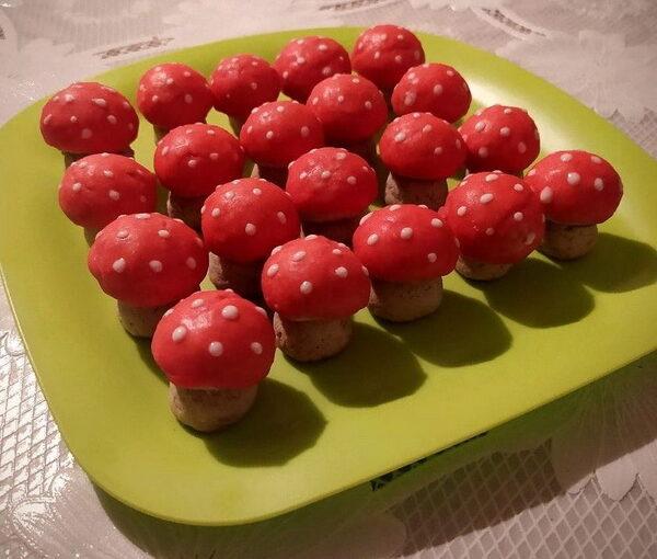 Gljive kolači
