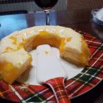 Kuglof od narandži i mandarina