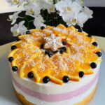 Mirisna voćna torta