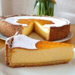 Käsekuchen kolac sa sirom