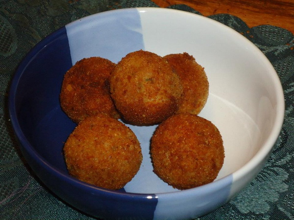 Kuglice od tunjevine