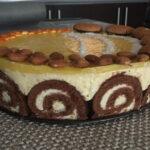 Torta od rolata i pomorandze