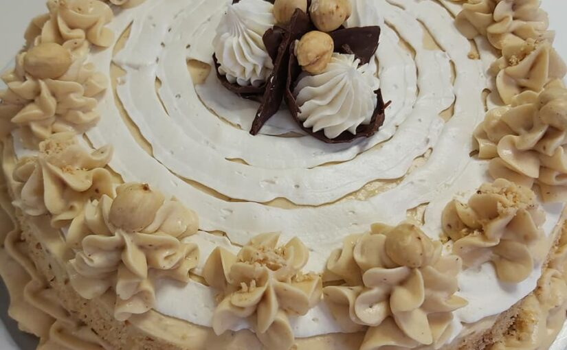 Vrhunska karamel torta