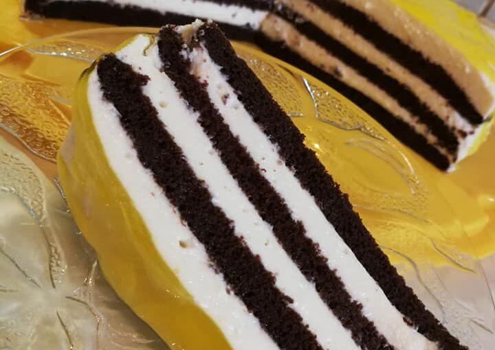 Limun torta za osvezenje