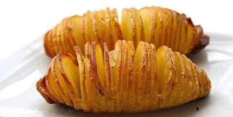 Pečen krompir na švedski način