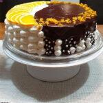 Torta od narandže i čokolade