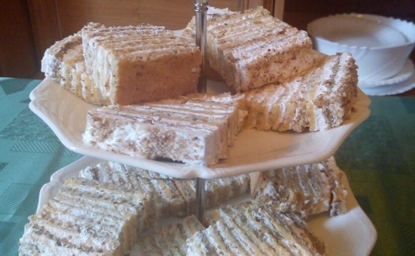 Uroš beze torta s orasima i lešnicima